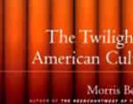 TwilightOfAmericanCultureBook